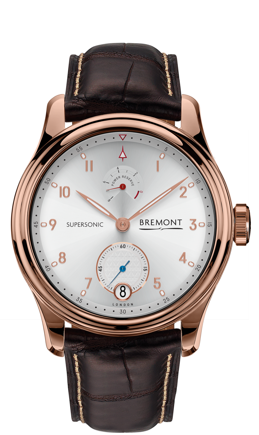 Bremont Supersonic Rose gold