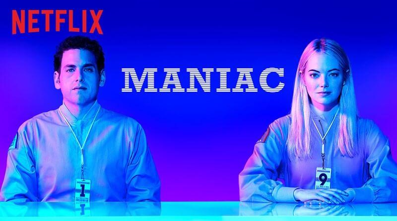 Casio Illuminator on Netflix Series Maniac