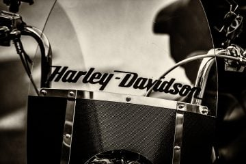 The Brand History of Harley Davidson
