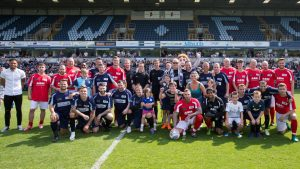 Sellebrity Soccer at Wycombe Wanderers FC28.05.2018