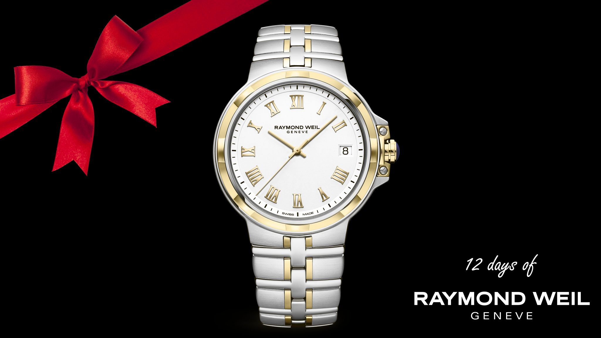 12 Days Of Raymond Weil Watches First Class Watches Blog