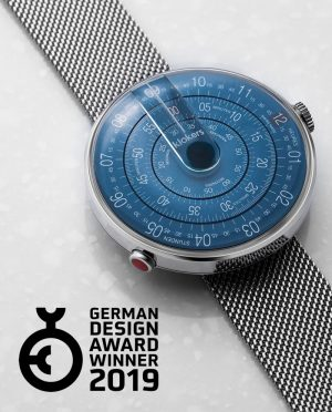 Klokers watch winner