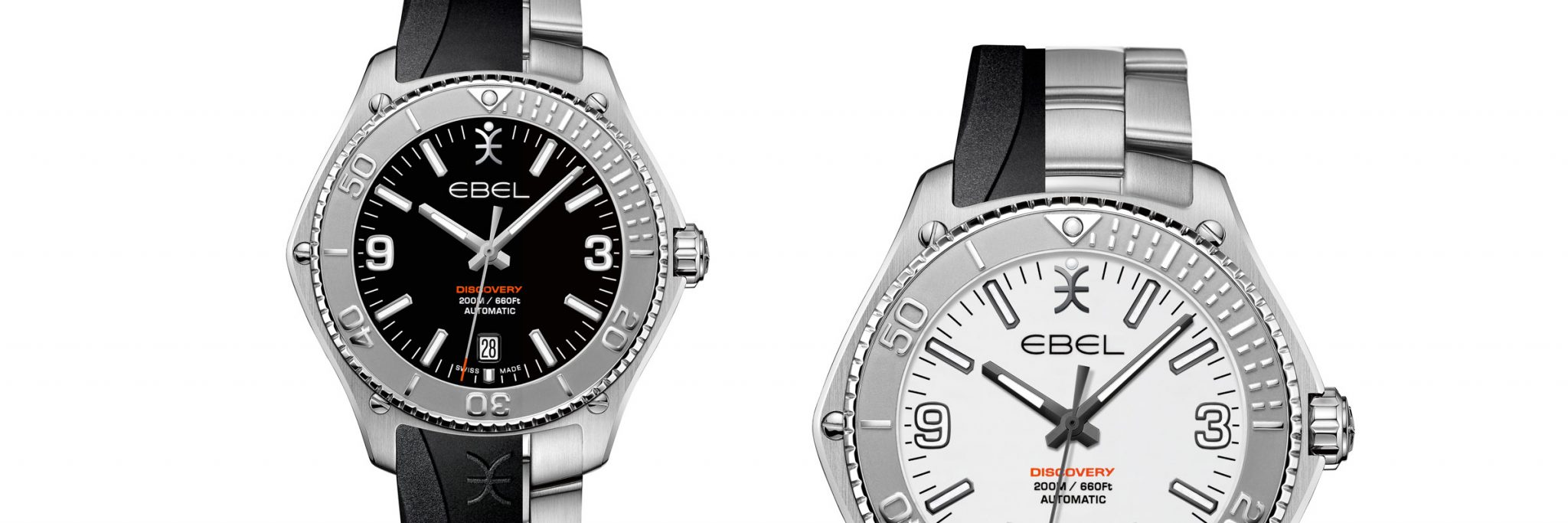Ebel discovery gent 200