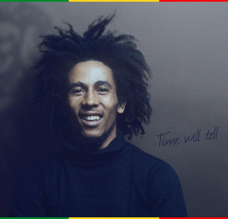Raymond Weil Bob Marley header