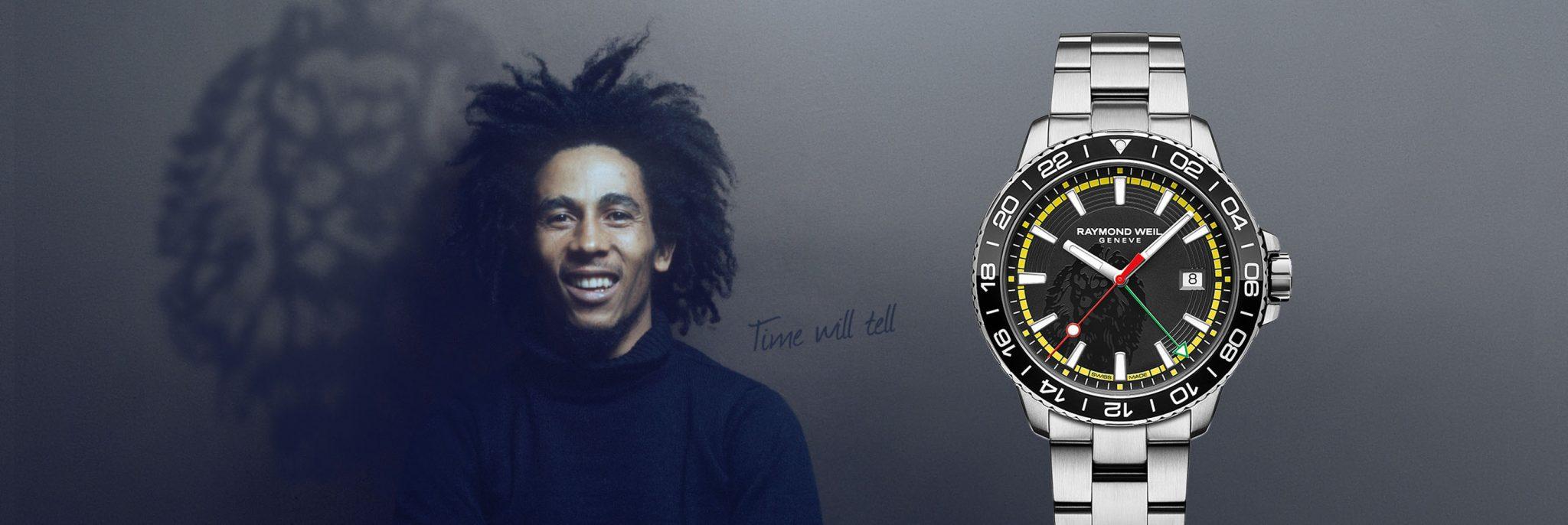 Raymond Weil Bob Marley
