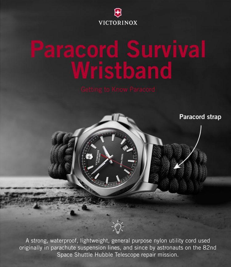 Victorinox Paracord