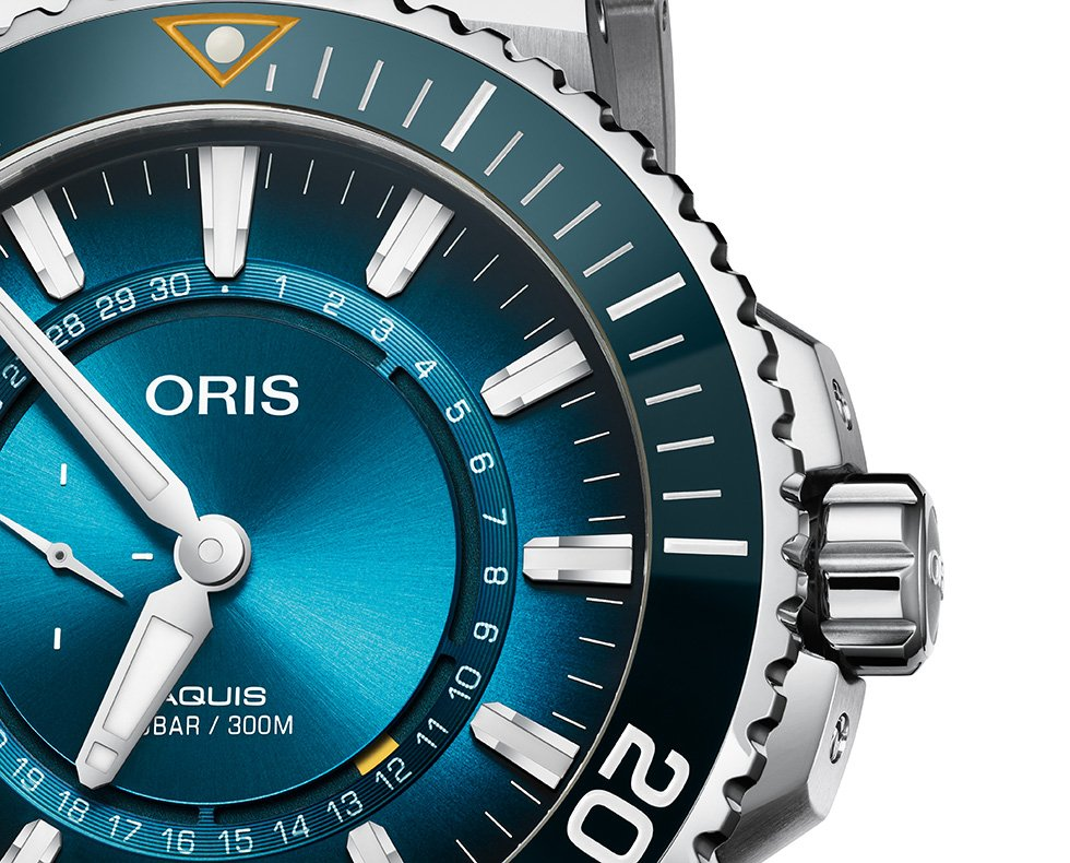 Oris Great Barrier Reef