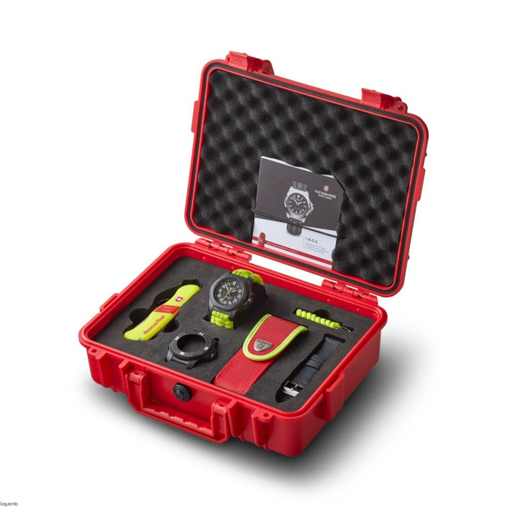 Victorinox INOX Carbon box