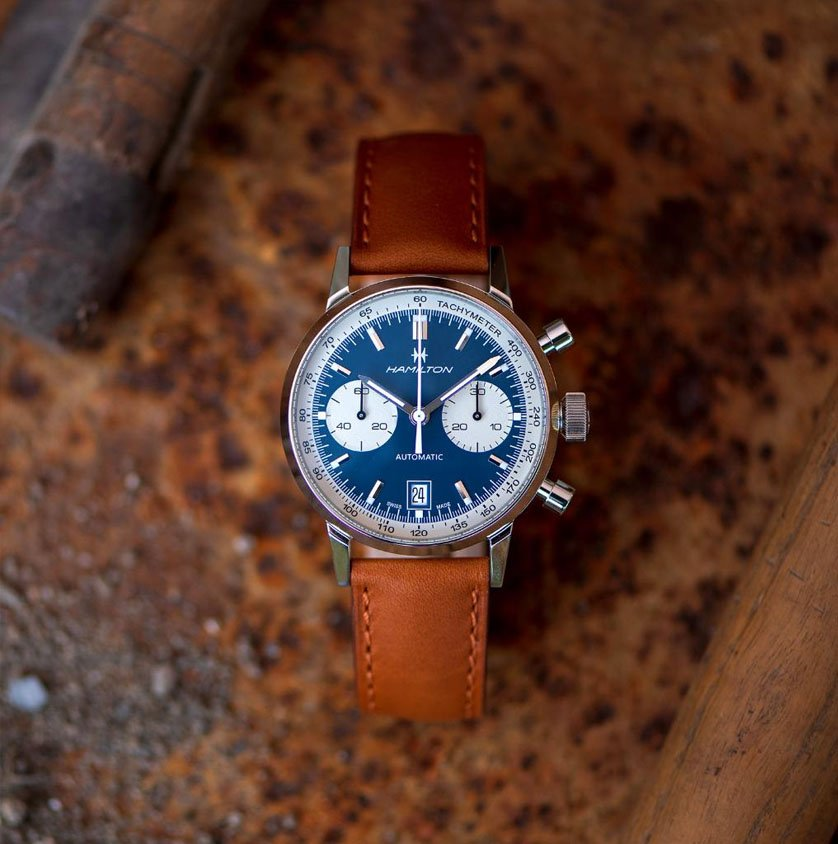d152cfce9 The Hamilton Intra-Matic Auto Chrono - First Class Watches Blog