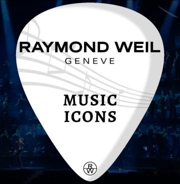 Raymond Weil Music Icons