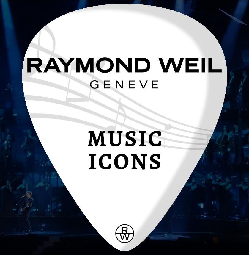 Raymond Weil Music Icons