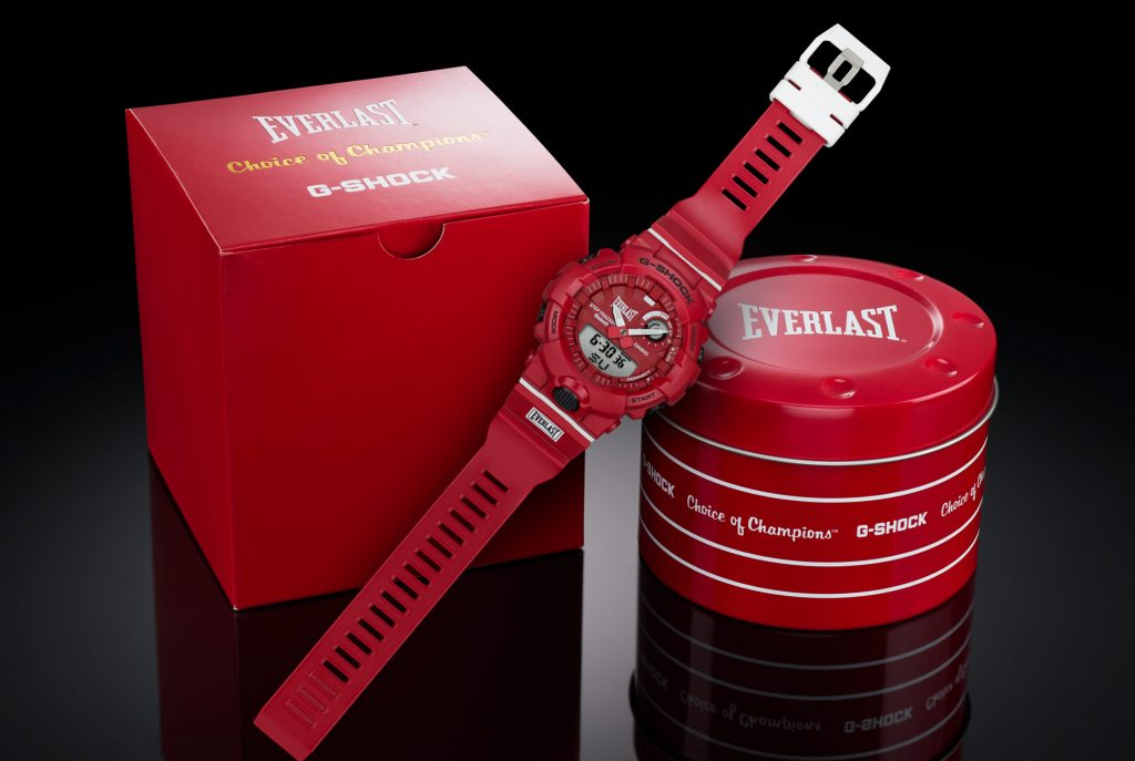 Everlast G-Shock