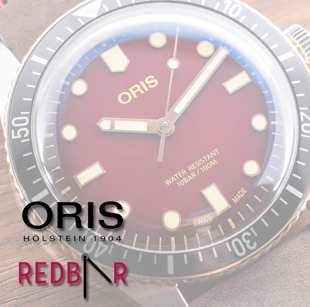 Oris RedBar Fund header