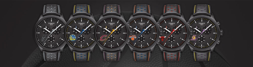 Tissot NBA Watches