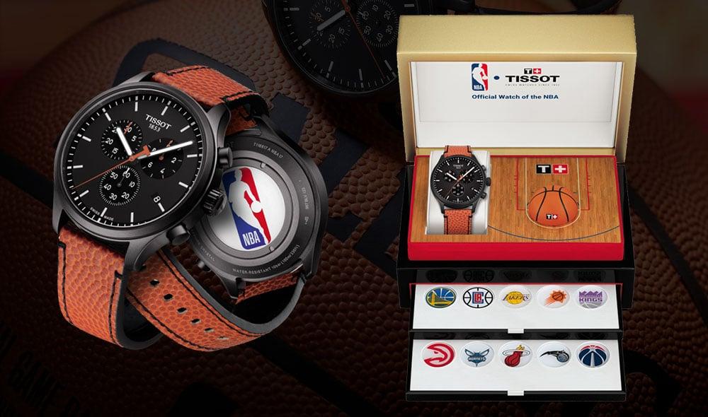 Tissot NBA watch