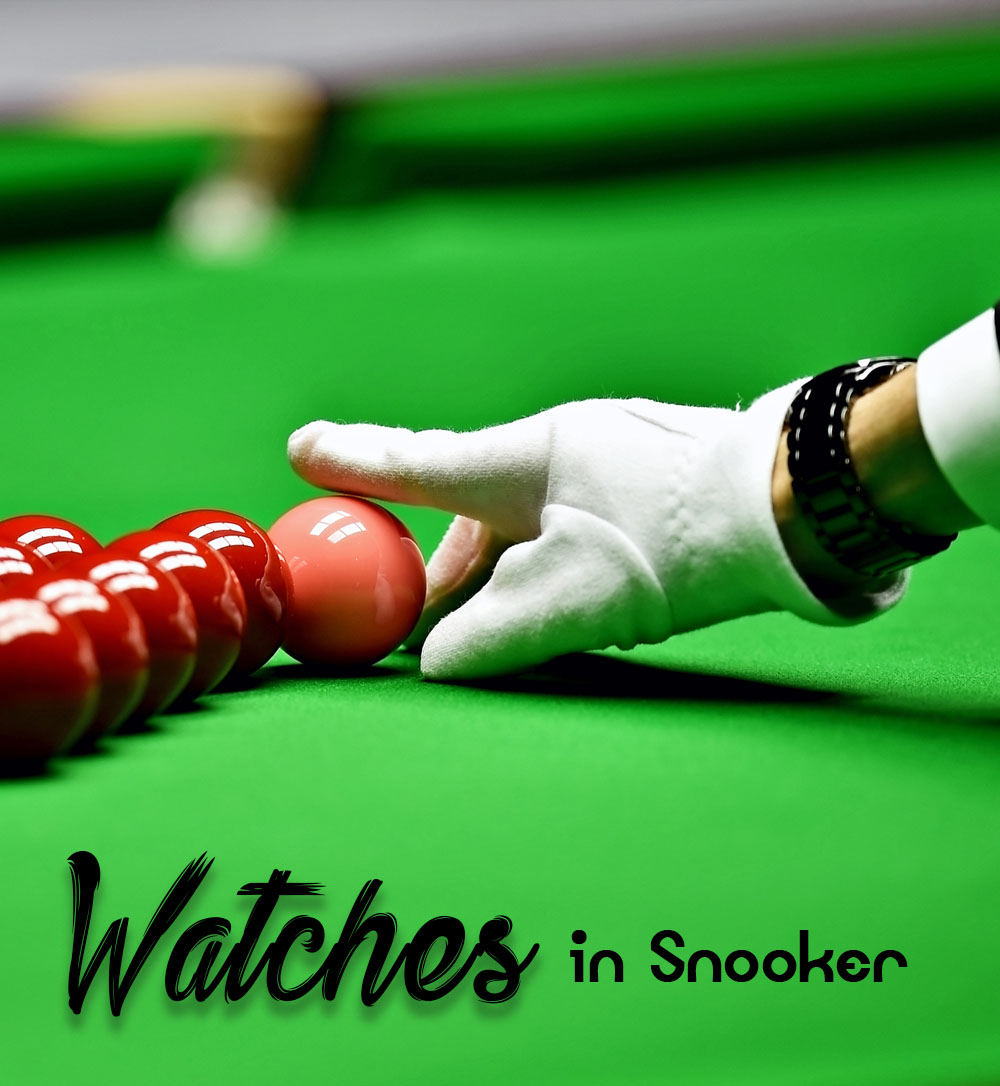 watches snooker