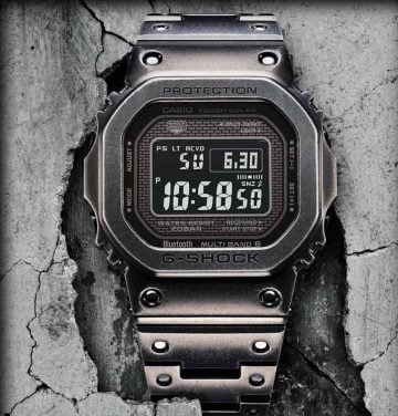 GShock Watches header