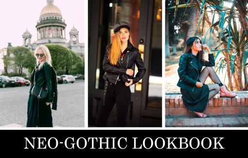 Neo-gothic lookbook