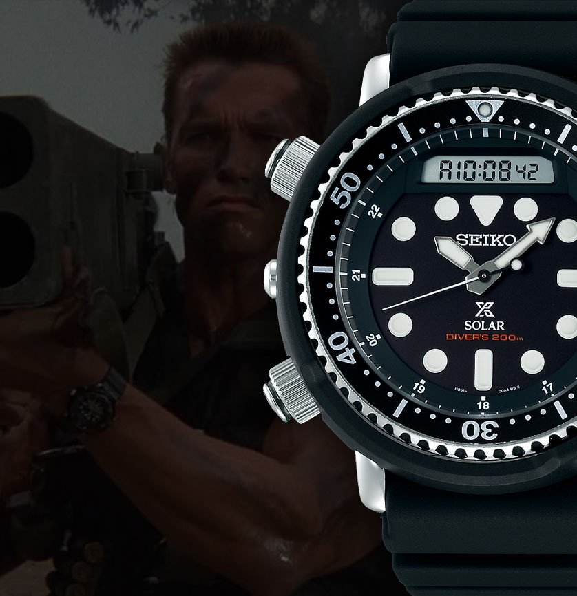 Image result for seiko arnie