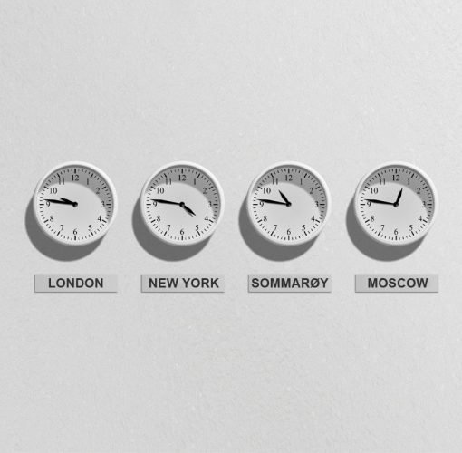Sommarøy Time Zone Header