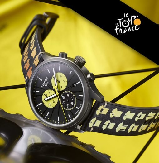 Tissot Chrono XL Header