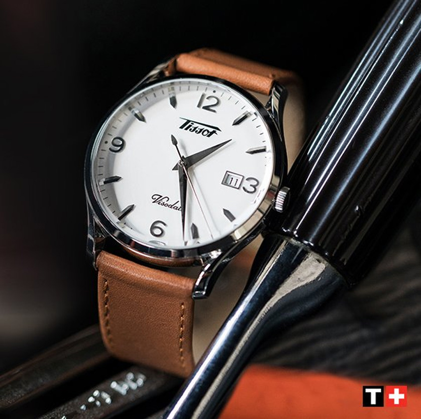 Tissot Watch care Header