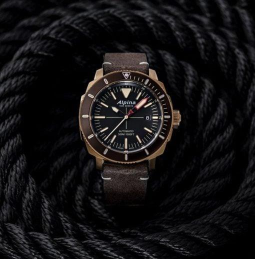 Alpina Seastrong diver 300 Header