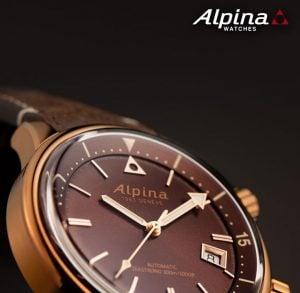 Alpina Seastrong header