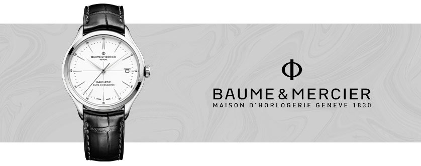 Baume & Mercier Clifton Baumatic