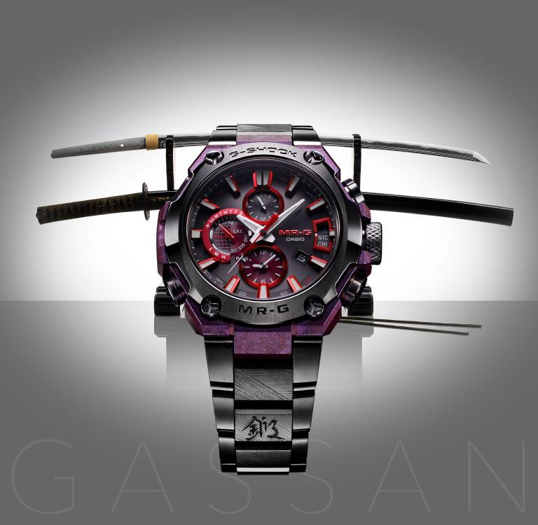 G-Shock MRG Gassan