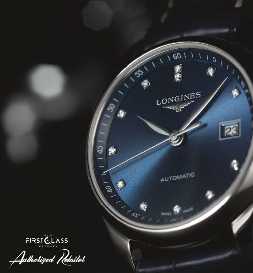 Longines Watches Header