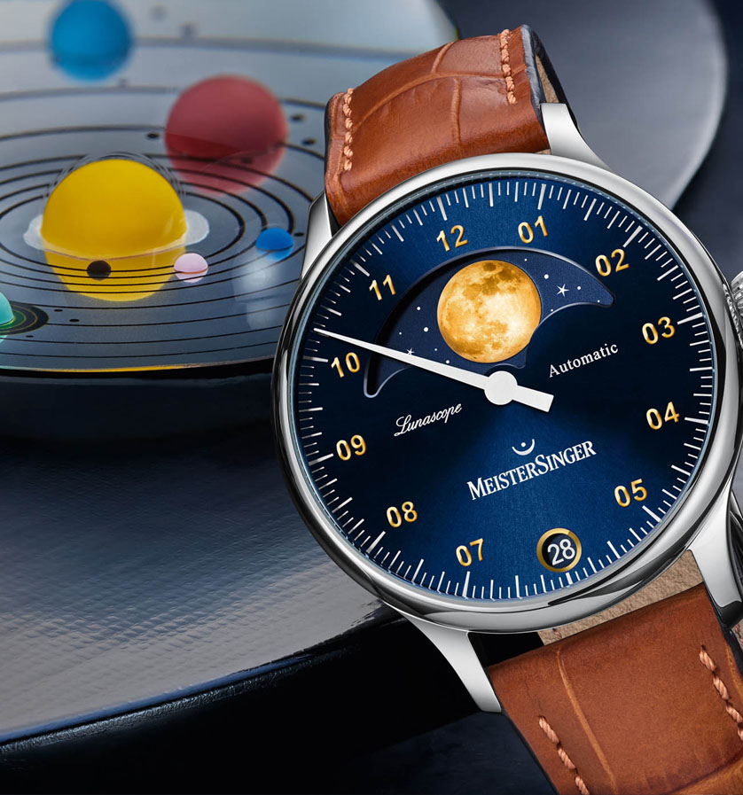 MeisterSinger Golden Moon Header