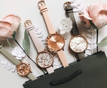 Olivia Burton's Vegan Watches