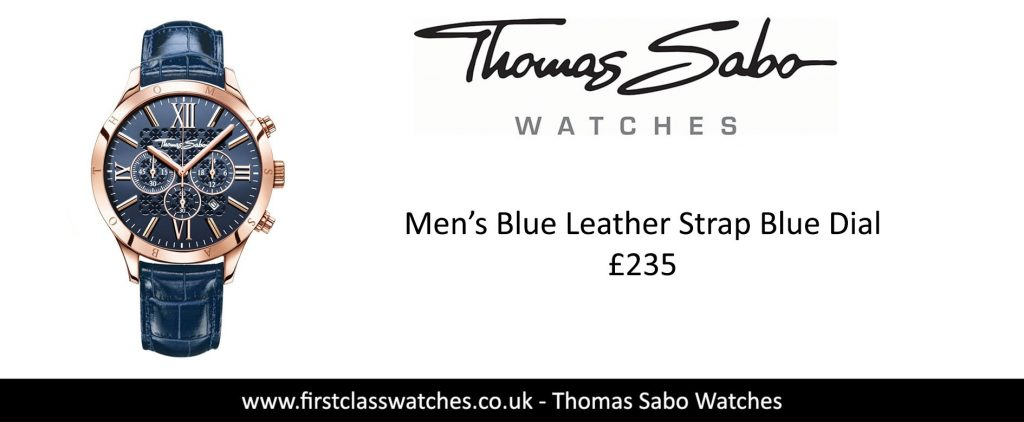 Top 5 Thomas Sabo Watches for Men