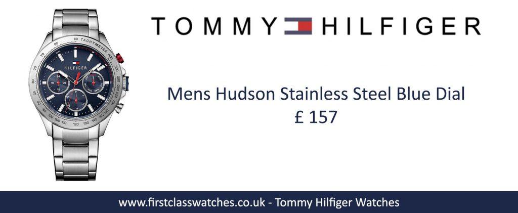 Men's Hudson Tommy Hilfiger Watches