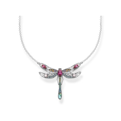 Dragonfly Necklace, Thomas Sabo jewellery