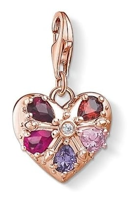 Royal Heart Charm