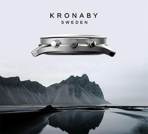 Kronaby Smartwatches Header