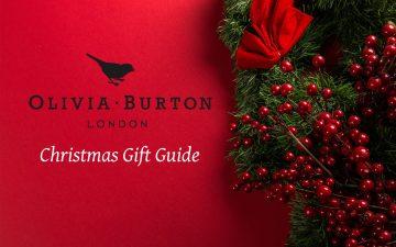 Olivia Burton Christmas Gift Guide