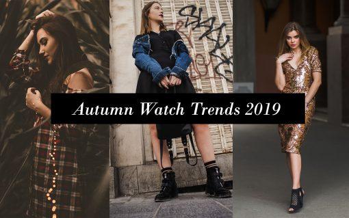 autumn watch trends 2019