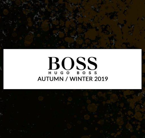 Boss Watches AW19 Header