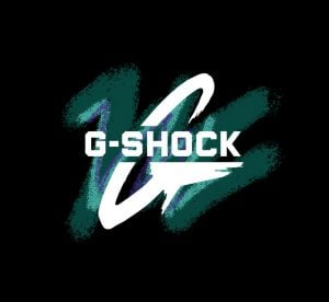 G-Shock retro Header