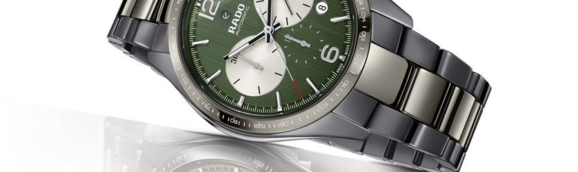 Rado Watches - Masters of Materials