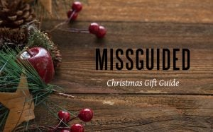Gifting Missguided This Christmas