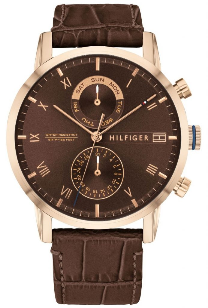 Latest Watches By Tommy Hilfiger: Men's