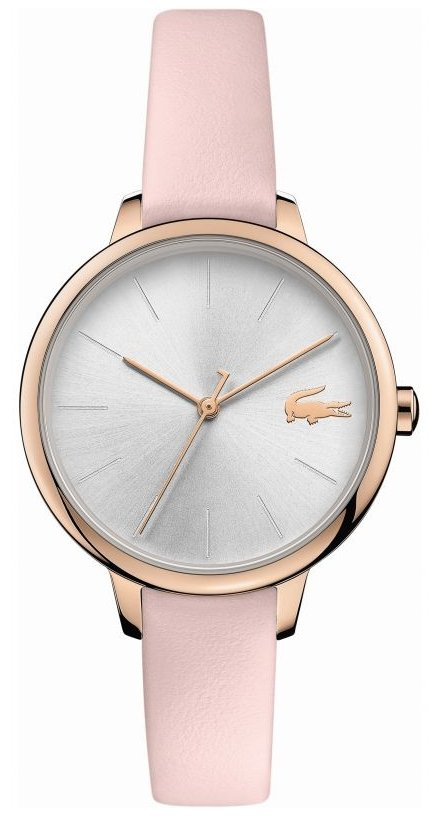 Lacoste Pink Leather Watch