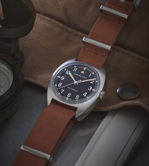 Hamilton Pilot Pioneer Khaki Aviation RAF