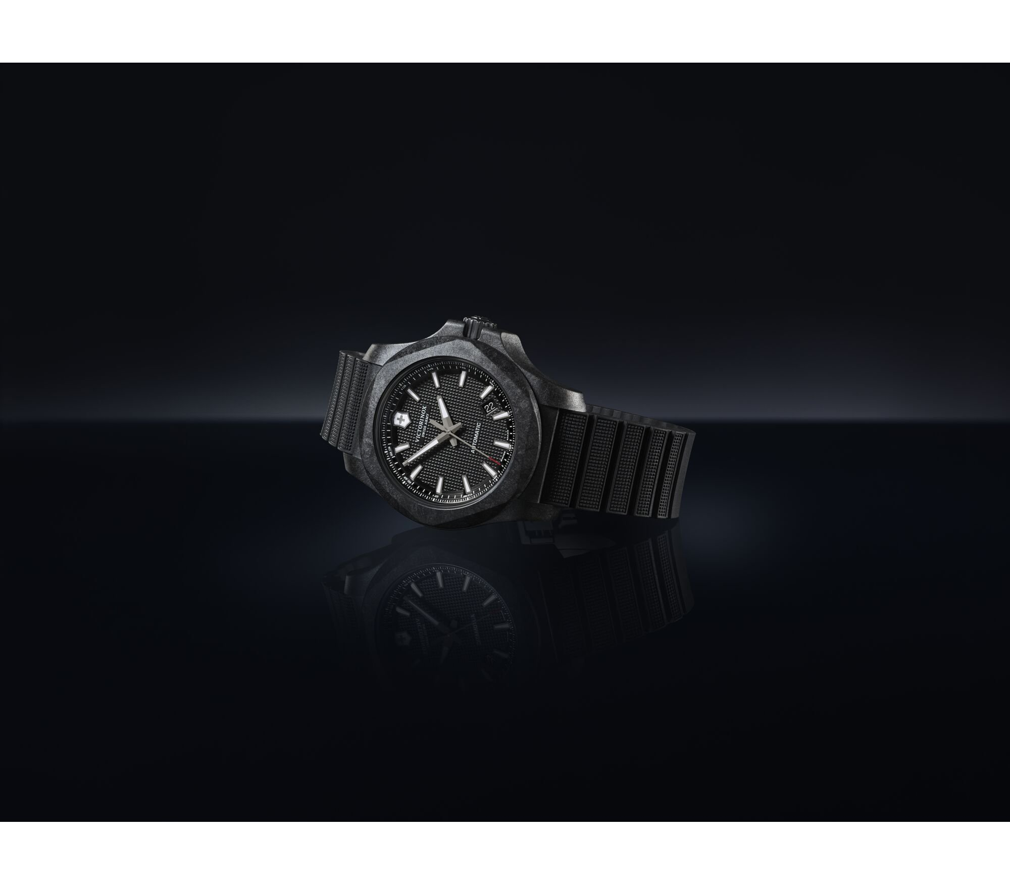 Victorinox's New I.N.O.X. Carbon Mechanical Watch