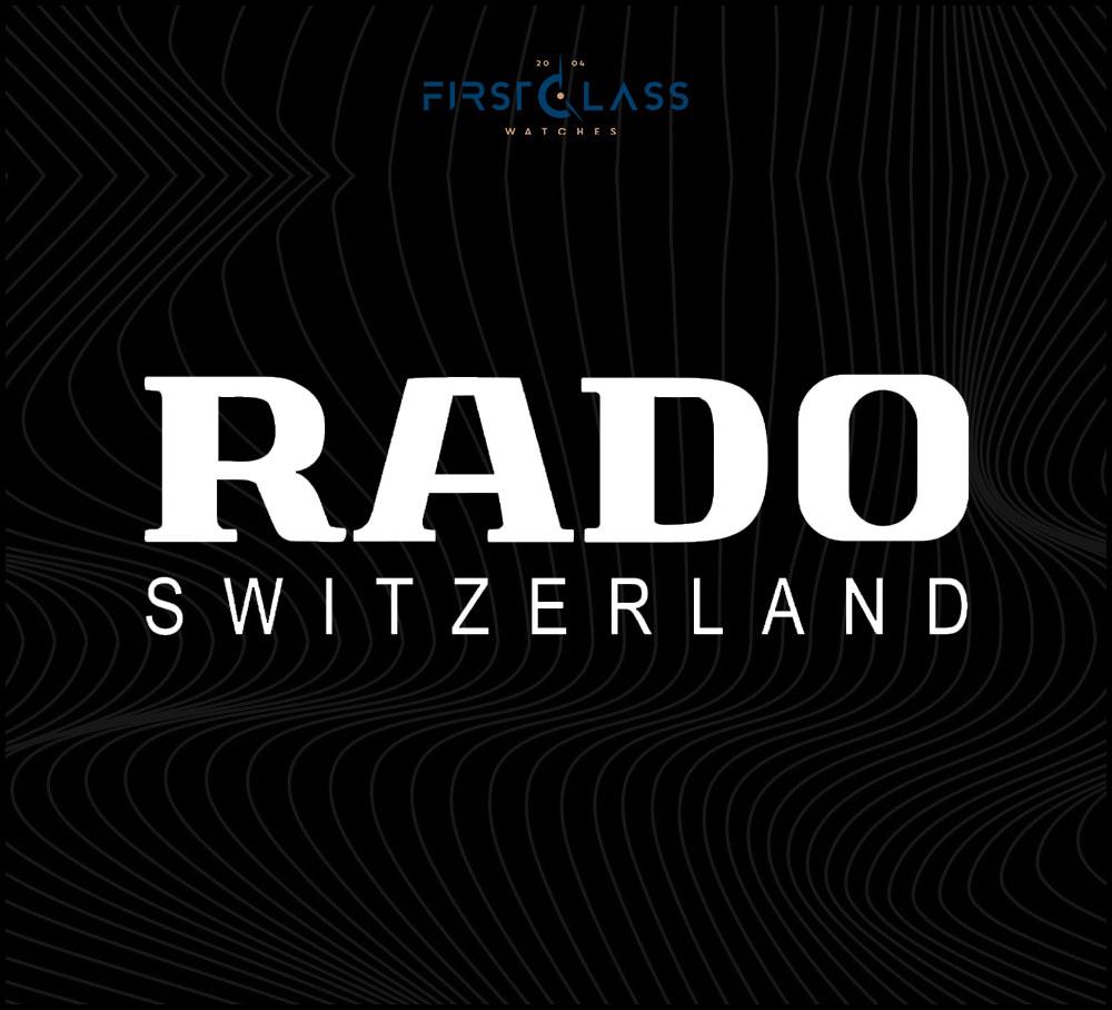 Rado Watches UK Header