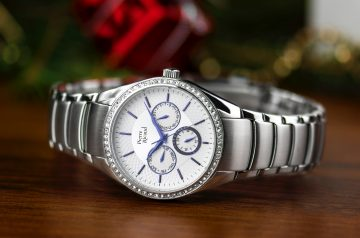Watches With Crystal Dials